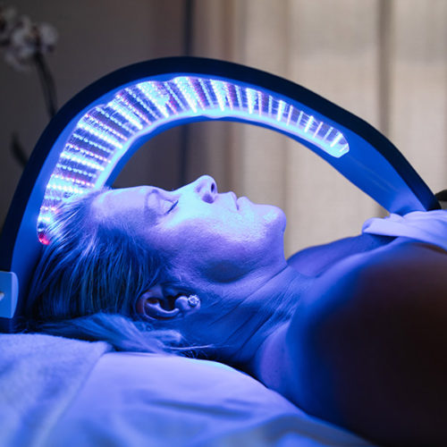LED Light Therapy, Beauty Bungalow